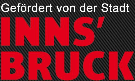 Gefördert von der Stadt Innsbruck
